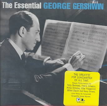 ESSENTIAL GEORGE GERSHWIN BY GERSHWIN,GEORGE (CD)