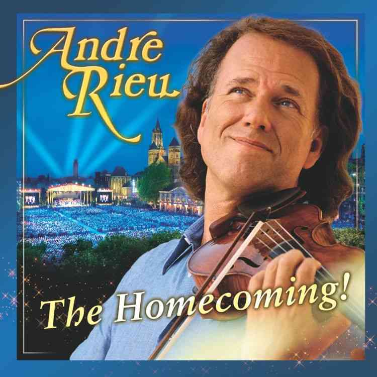 HOMECOMING BY RIEU,ANDRE (CD)